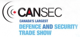 Present at CANSEC Exhibit